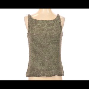 Sigrid Olsen S Knitted Tank Top